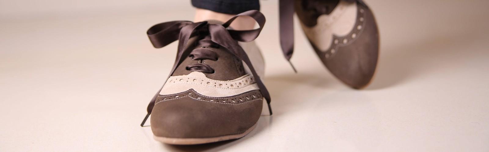 vegane Schnürschuhe für Damen