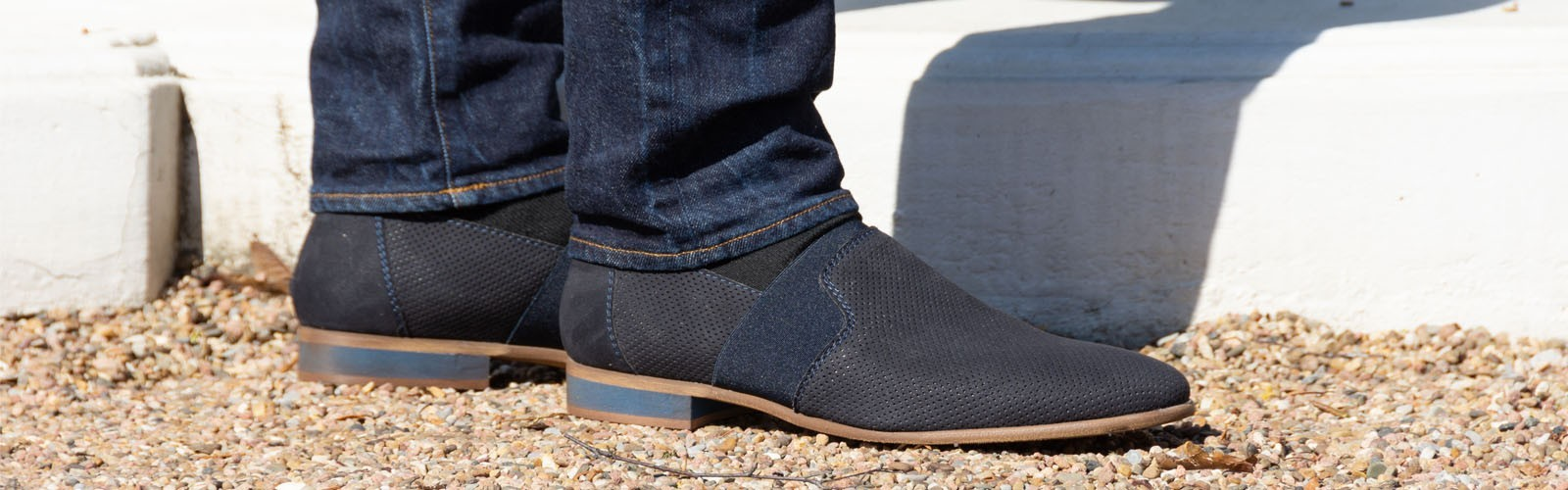 Vegan men's shoes for leisure time