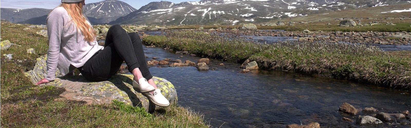 Chaussures biologiques pour dames