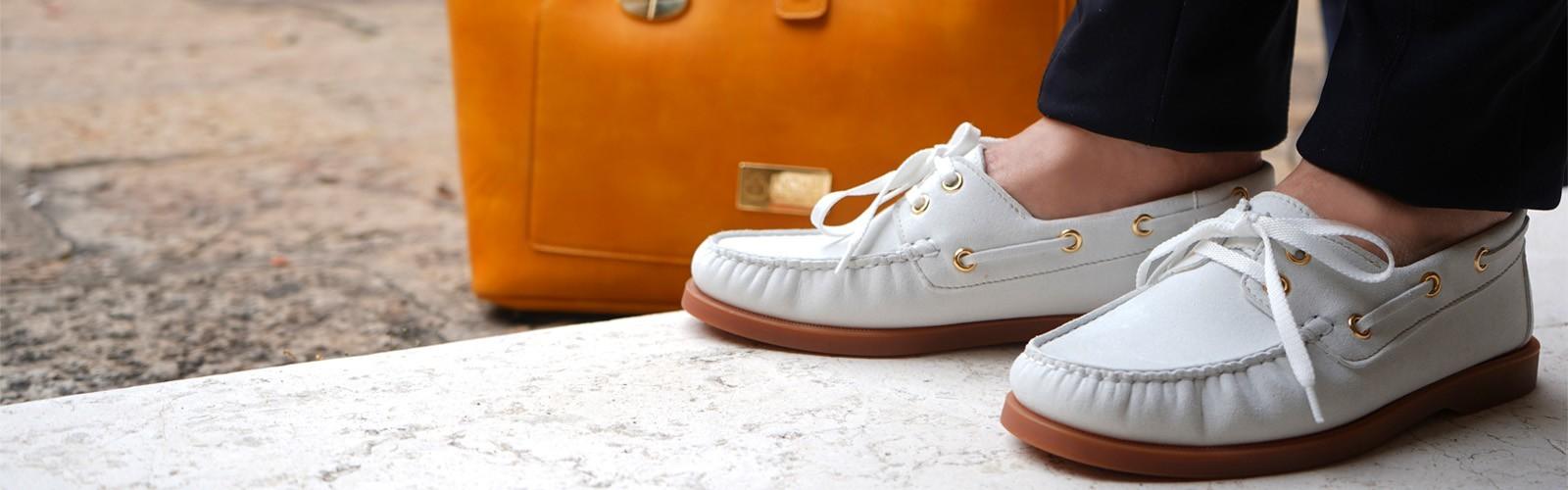 Chaussures d'été végan pour elle
