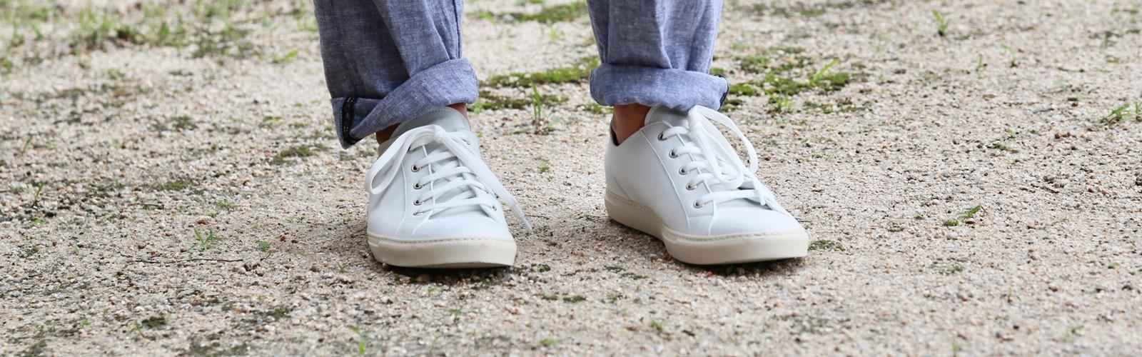 Sportlich-schicke vegane Herren Sneaker