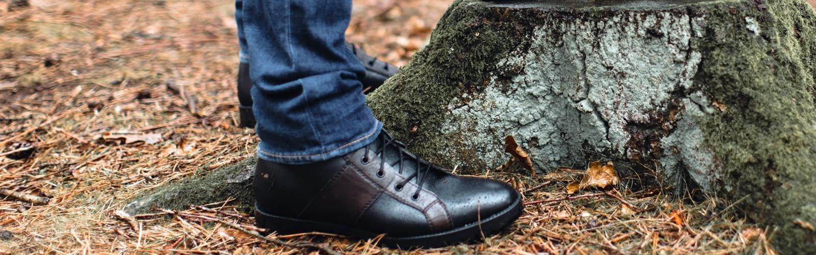 Vegane Stiefel und Boots