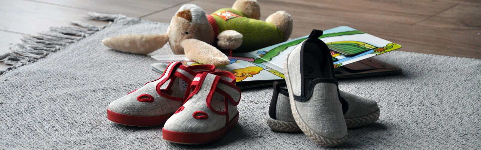 Vegan children's shoes for in & outdoors