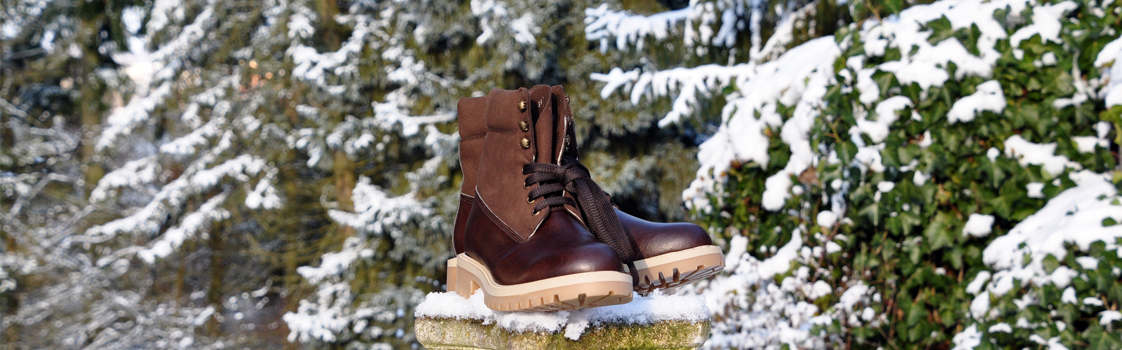 Chaussures d'hiver unisexe
