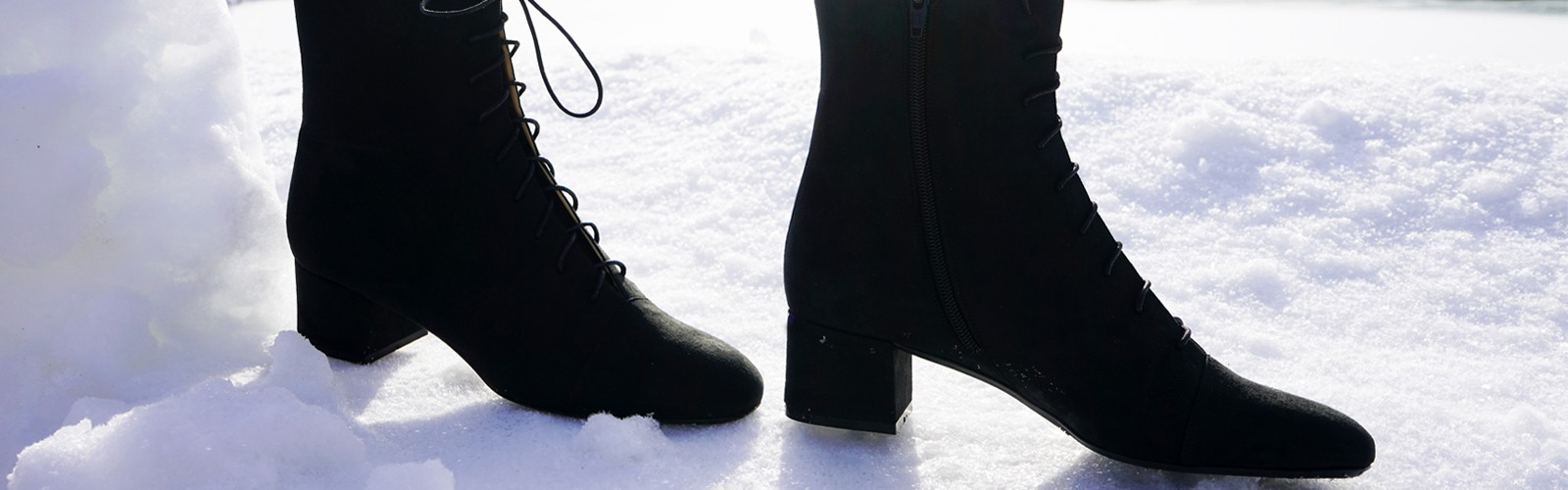 Vegan shoes and boots for the cold season