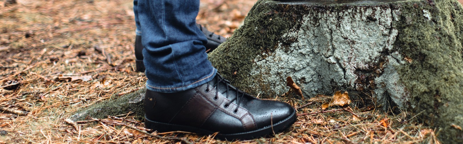 Vegan boots for men