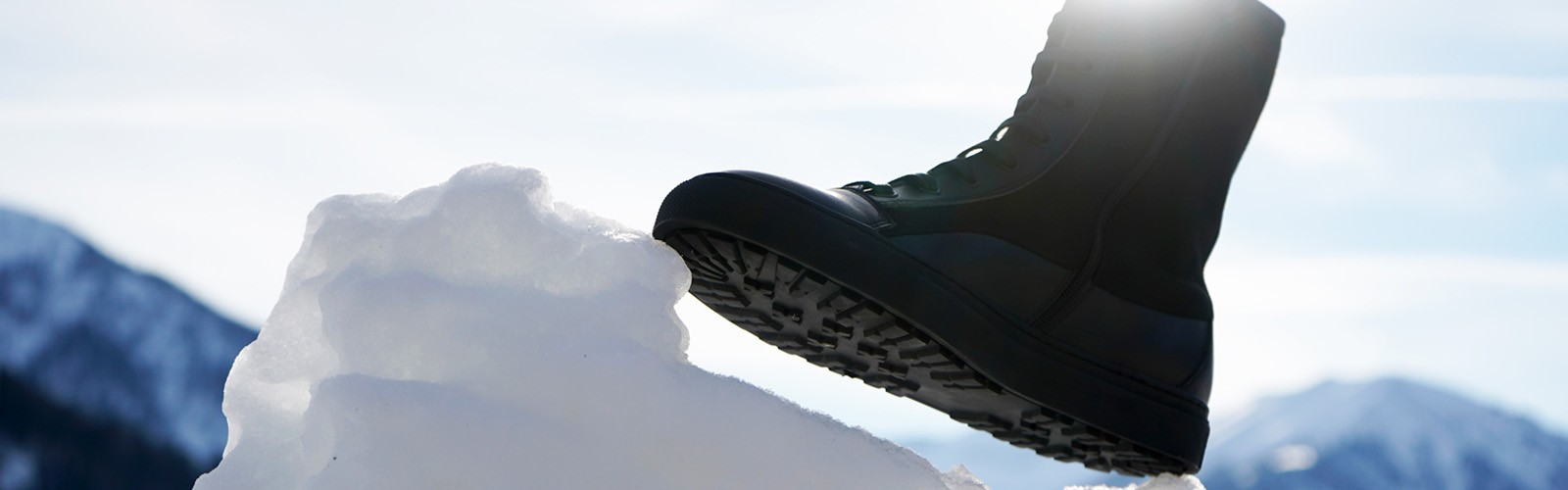 Chaussures hommes véganes pour la saison froide