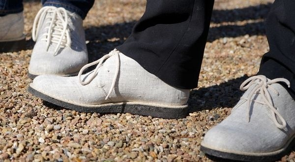 Biologisch abbaubare Schuhe - zero waste shoes - NOAH organic