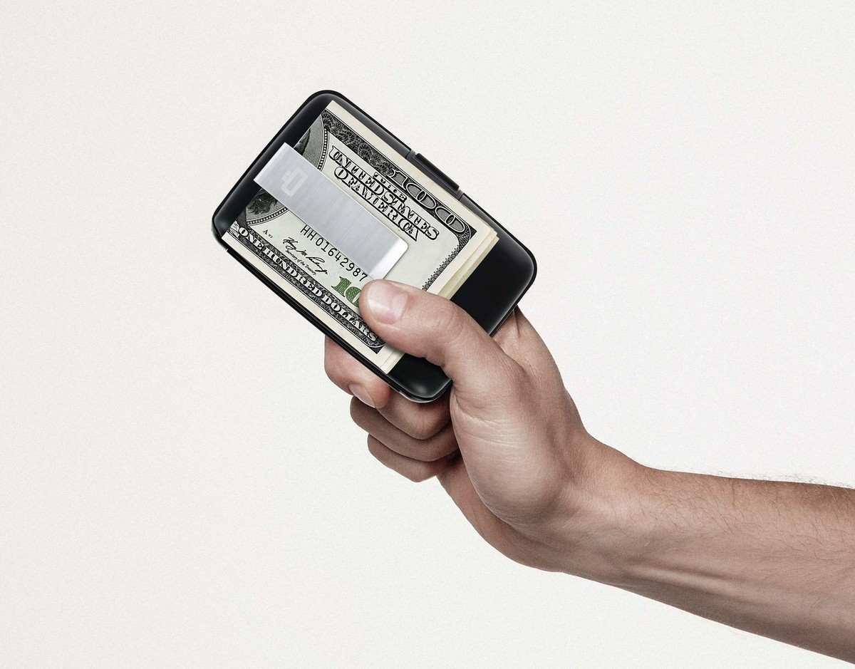 Panaro-Clip - card case
