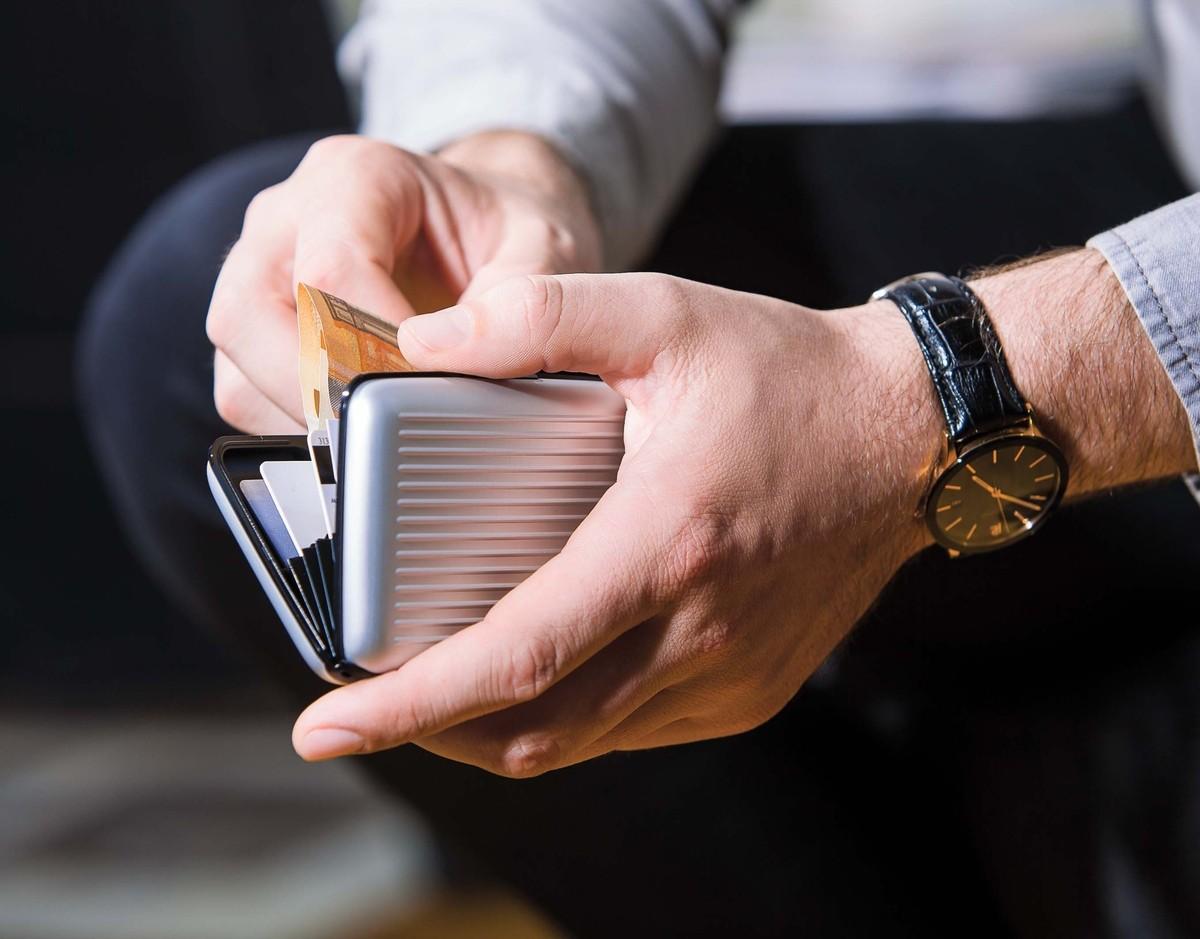 porte-cartes Panaro